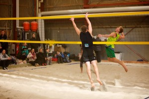 RACE OG BEACHVOLLEY