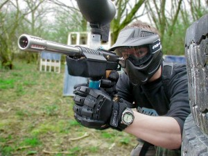 Race og Paintball